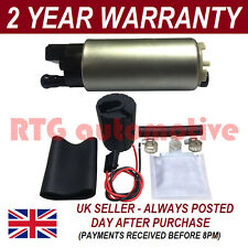 FOR FORD ESCORT COSWORTH IN TANK ELECTRIC FUEL PUMP UPGRADE FITTING KIT
