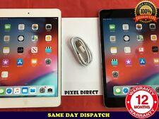 Apple iPad Mini 2 7.9in 16GB 32GB 64GB 128GB WiFi 4G Unlocked iOS 12 - Ref 172