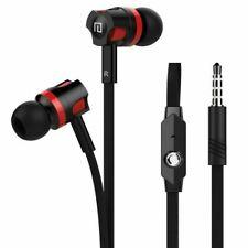 In-Ear Kopfhörer Ohrstöpsel mit Mikrofon Headset Huawei Samsung HTC Bass Klang