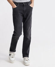 Superdry Mens 04 Daman Straight Jeans
