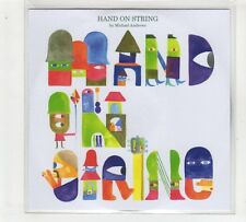 (GP966) Michael Andrews, Hand On String - 2007 DJ CD