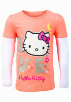 Hello Kitty Layer Langarmshirt Gr. 146/152