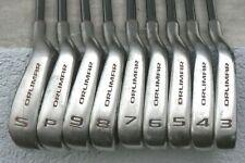 New listing Orlimar Trimetal Irons R Set 3 4 5 6 7 8 9 PW SW Maraging Ultralite Graphite RH