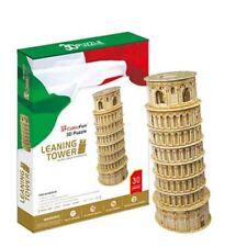 Rompecabezas 3D-Cubic Fun-Torre Inclinada de Pisa