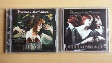 FLORENCE + THE MACHINE - Lungs & Ceremonials (Cd 2009/2011)