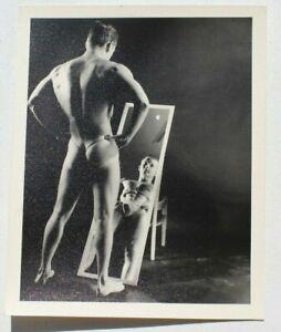 Vtg 50s Male Beefcake Kris Studio Wrestling Physique Gay Dick Avery Photo #3