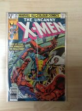 UNCANNY X-MEN # 129 (JOHN BYRNE, 1ST KITTY PRYDE & EMMA FROST, JAN 1980)