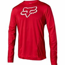 Fox demo LS Camo Burn Jersey Red Taille L