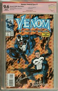 Venom Funeral Pyre #1 CBCS CGC 9.6 - 8.0 Tom Lyle & Scott Hanna Pick Your Issue