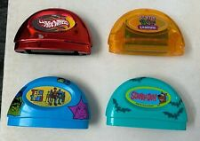 4 Mattel Pixter Color Creative Genius Starter Learning System Cartridge Games