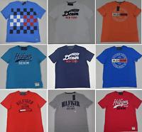 NWT Men's Tommy Hilfiger Short-Sleeve Tee (T) Shirt XS S M L XL XXL 3XL