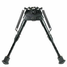 """6"""" to 9"""" Adjustable Spring Return Swivel / Rotating Bipod Shooting Accessories"""