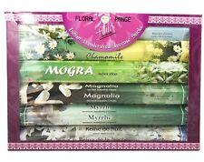 Floral Gama Indio Artesanal Varillas de Incienso 6 Flauta Inciensos