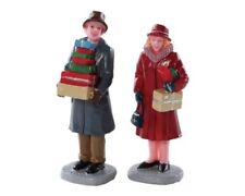 Lemax / 82609 / Mailing Frenzy / Weihnachtsdorf / Weihnachtsfiguren