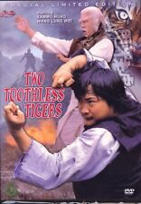 TWO TOOTHLESS TIGERS (SPECIAL LIMITED EDITION) DVD