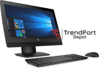 "HP PROONE 600 G3 AIO i5-7600 3.50GHZ 4GB 256GB SSD 21.5"" HD HD630 WIN10P"