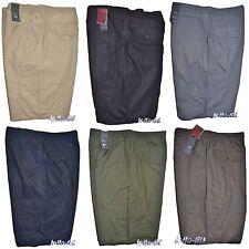 Pantalone uomo taglie forti 3XL 4XL 5XL 6XL 7XL  cotone leggero Comfort 6 COLORI