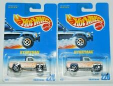 HOT WHEELS COLLECTOR #220 BYWAYMAN LOT OF 2