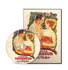 Victory (1919) Drama, Romance, Silent Film / Movie on DVD