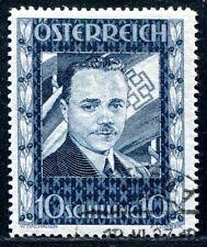 ÖSTERREICH 1936 588 gestempelt DOLLFUSS 900€(S1553