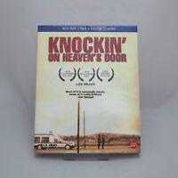 Knockin' On Heaven's Door . Blu-ray & DVD Combo w/ Slipcover