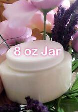 Hyaluronic Acid, Vitamin C - Face, Neck & Eye Cream - Fades Spot, Lines -  8 oz.
