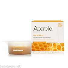 ACORELLE WAX Face Cire Royal Beeswax & white lily extract Hair Removal 100ml