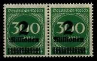 D-REICH INFLA Nr 310A+310AV postfrisch X724A42