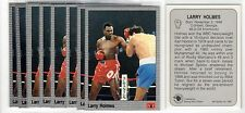 1X GEORGE FOREMAN 1991 All World Boxing #16 Lots Available IBF WBC
