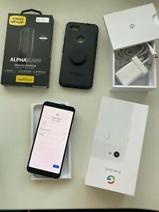 Google Pixel 3a XL - 64GB - Clearly White (Unlocked) (Single SIM)