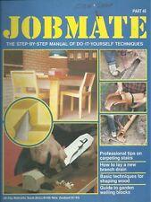 JOBMATE 46 DIY -CARPETING, DRAINS, SHAPING WOOD etc