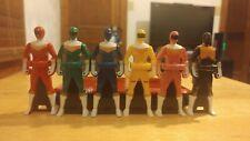 Ohranger Ranger Key Set Power Rangers Zeo Gokaiger
