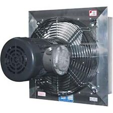 "12"" Aluminum Exhaust Fan - 1,670 CFM - 1/3 HP - 115/230 Volts - EXPLOSION PROOF"