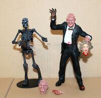 Cinema Of Fear A Nightmare On Elm Street 3 Freddy Krueger Mezco Action Figure
