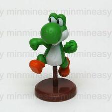Furuta Choco Egg Nintendo Super Mario Bros Green Yoshi Anime Figure Toy