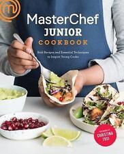 MasterChef Junior Cookbook: Bold Recipes and Essential Techniques to Inspire You