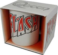 Queen: Flash Ceramic Coffee / Tea Mug - New & Official In Box