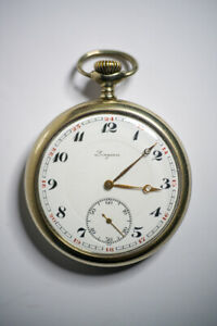 Longines cal.19.75N 1927 Manual 50mm Pocket Watch