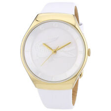 LACOSTE Valencia Gold tone Ladies Watch 2000763 - RRP £135 - BRAND NEW
