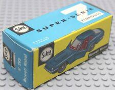 Siku® V 295 Maserati OVP Box Original 60/70er