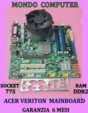 SCHEDA MADRE SOCKET 775 ACER VERITON 6/7-800+CPU PD 945 DUAL CORE/3.40GHz+3GbRAM