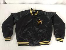 Vanderbilt Commodores Chalk LIne NCAA Satin Jacket Size Large Vintage