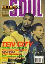 Ten City Blues & Soul  Teddy Pendergrass  The O'Jays  Guru  New Power Generation