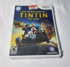 The Adventures of Tintin: The Game (Nintendo Wii COMPLETE VIDEO GAME