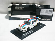 PORSCHE 911 GT3 RS #60 TEAM BRUMOS  BARBER PARK 250 MINICHAMPS 1/43 1/4032