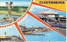 Lincolnshire: Cleethorpes Multiview  - Posted 1983