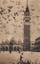 BR32861 Venezia Piazza S. Marco Volo di piccionitaly