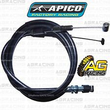 Apico Black Clutch Cable For Yamaha YZ 250F 2011 11 Motocross MX Enduro