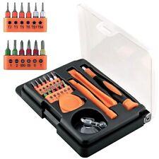 Werkzeugset - 17-teilig; für Reparatur von Smartphone, Tablet oder Notebook