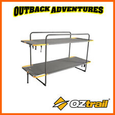 OZTRAIL DOUBLE BUNK BED CAMPING BEDDING FBS-DB-C